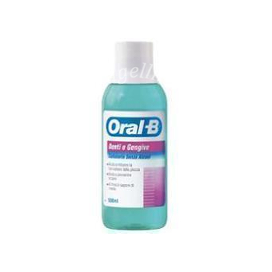 Oralb Collutorio Denti Gengive 500Ml